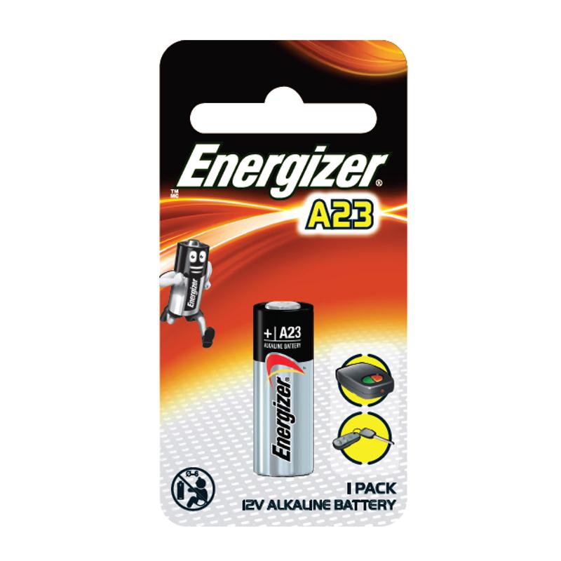 ถ่านอัลคาไลน์ Energizer A23 12V