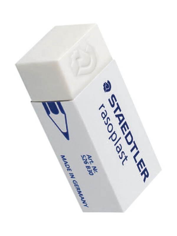 ยางลบดินสอ Staedtler Raso plast 526 B30