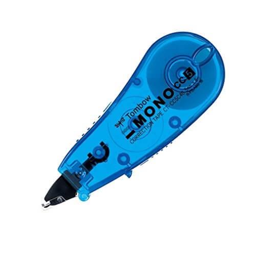 เทปลบคำผิดTombow MONO CT-CC5C40 (สีฟ้า)
