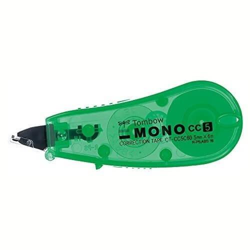 เทปลบคำผิดTombow MONO CT-CC5C60 (สีเขียว)