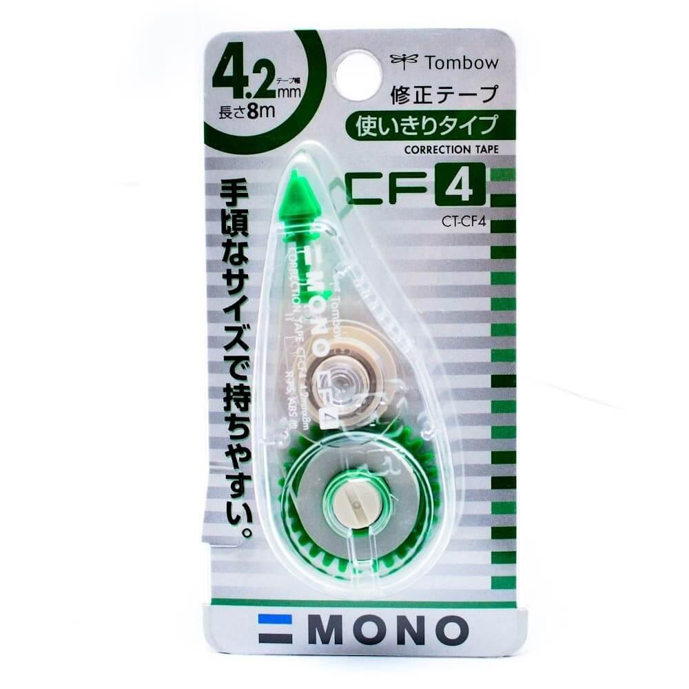 เทปลบคำผิด TOMBOW Mono CT-CF4 4.2 มม.x 8 ม.