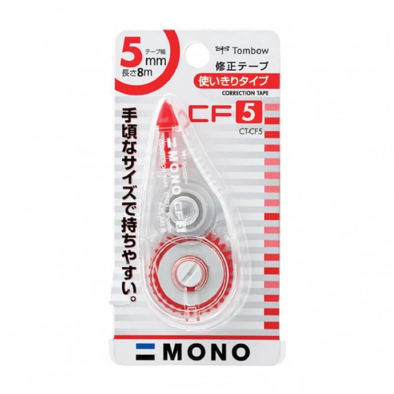 เทปลบคำผิด TOMBOW Mono CT-CF5 5 มม.x 8 ม.
