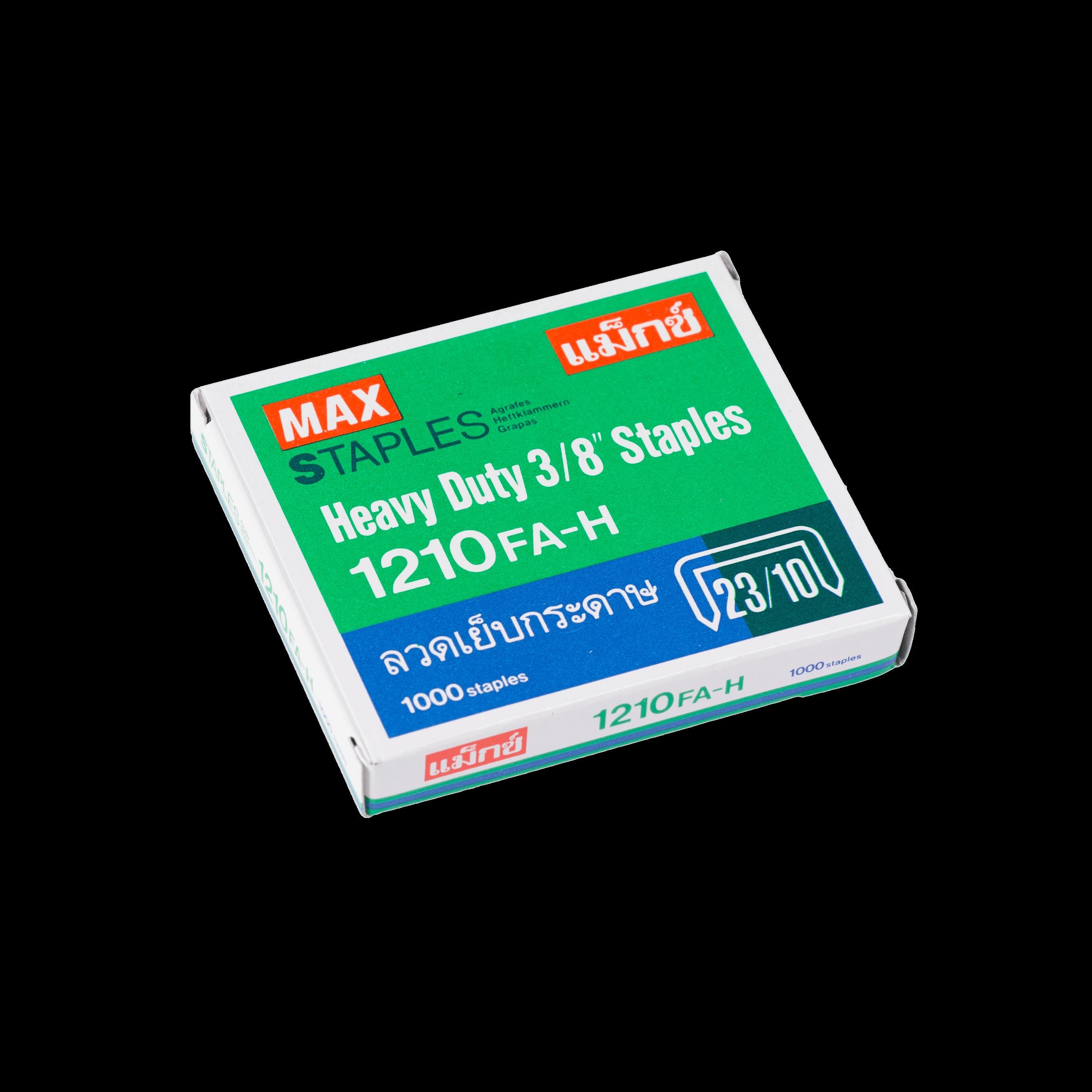 ลวดเย็บ แม็กซ์ 1210FA-H