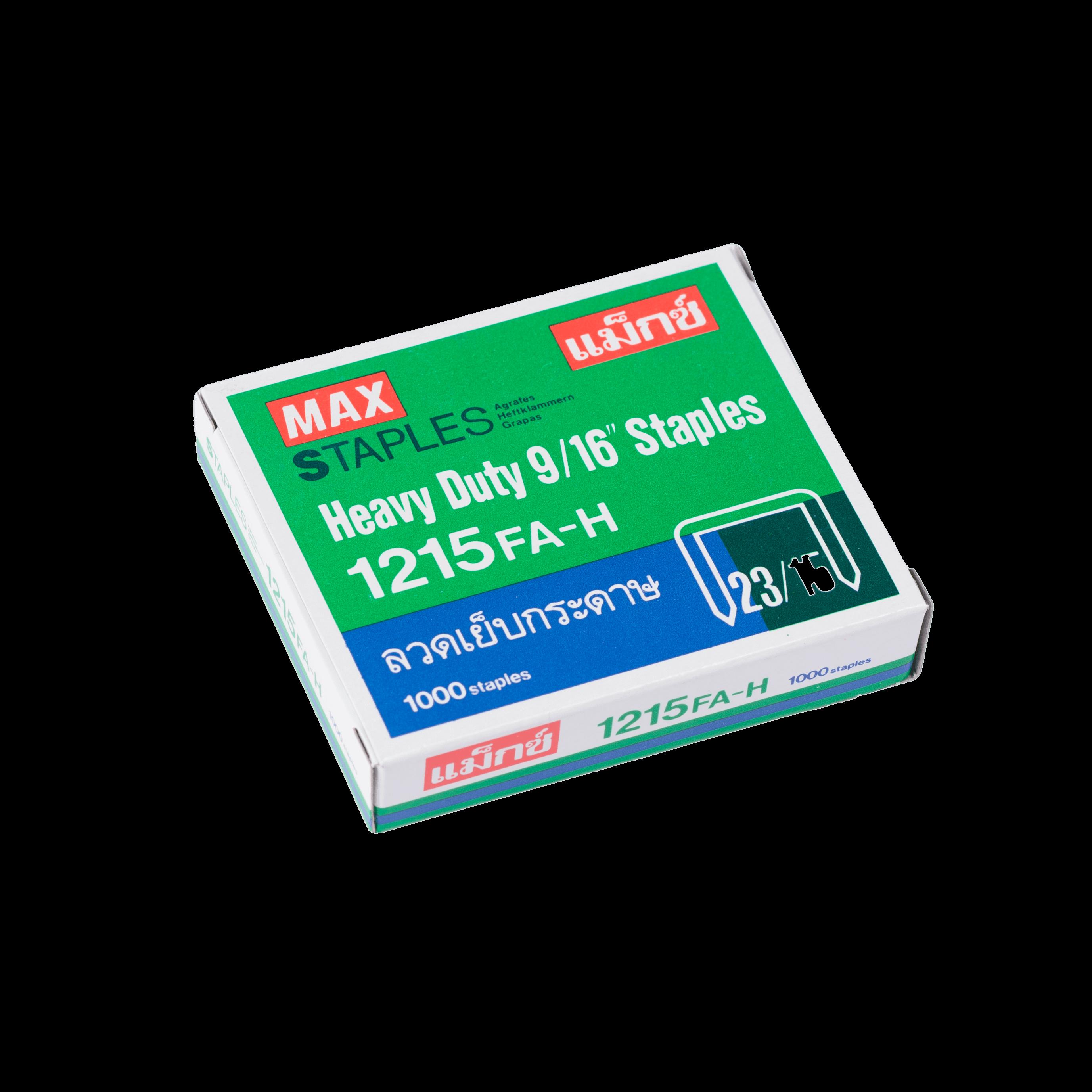 ลวดเย็บ แม็กซ์ 1215FA-H