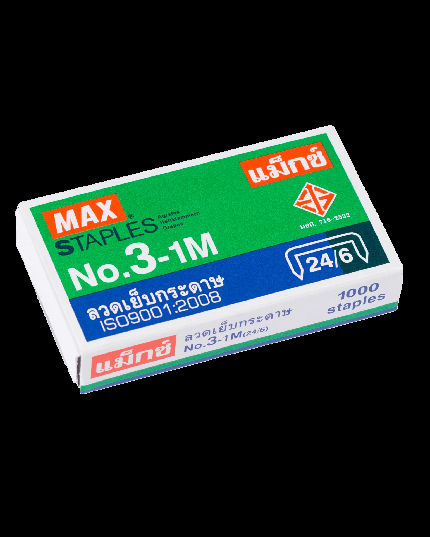 ลวดเย็บ แม็กซ์ M3-1M