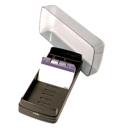 กล่องใส่นามบัตร Carl 870 (800ใบ)