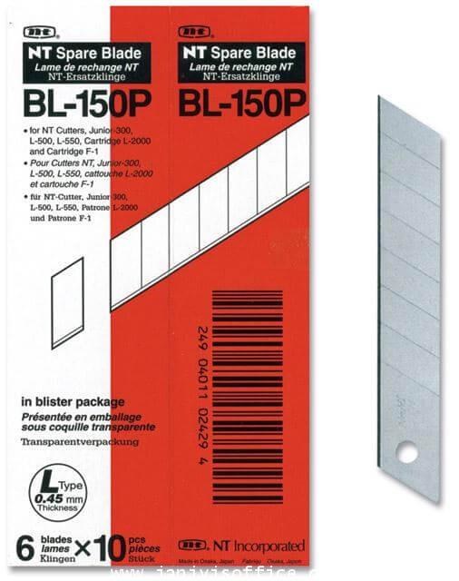 ใบมีดคัตเตอร์ NT BL-150P