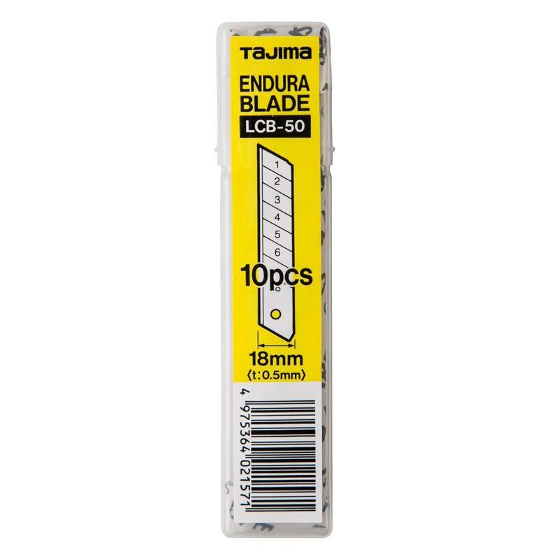 ใบมีดคัตเตอร์ Tajima LCB-50 (10ใบ)