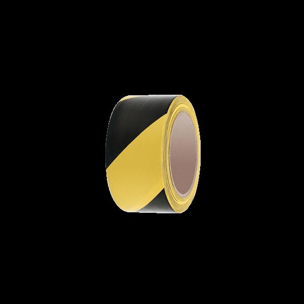 เทปตีเส้น PVC Gold Tape สีเหลือง 2x33m