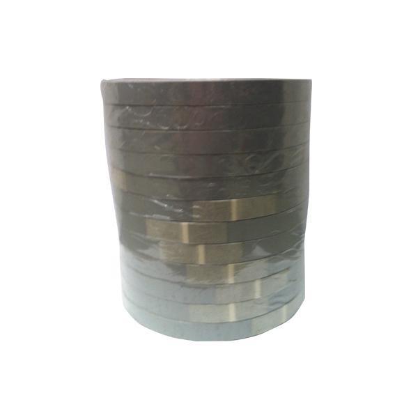 เทปตีเส้น Croco PVC สีเทา 5 มม.x9 หลา