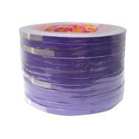เทปตีเส้น Croco PVC สีม่วง 5 มม.x9 หลา
