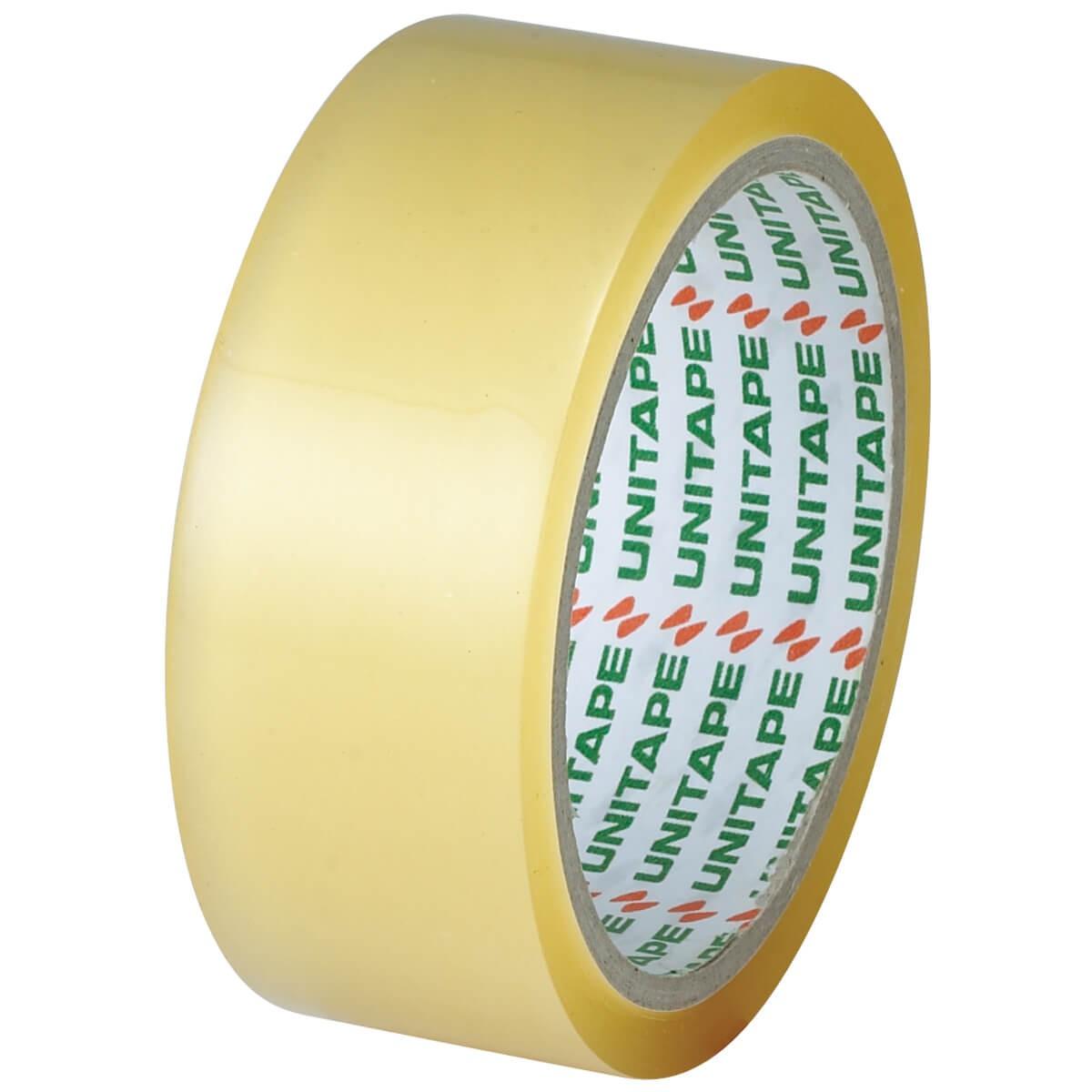 เทปOPP UNITAPE สีใส 1 1/2 นิ้วx45 หลา
