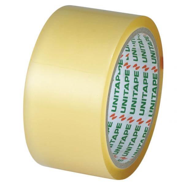 เทปOPP UNITAPE สีใส 2นิ้วx45หลา