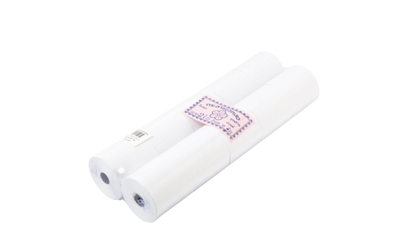กระดาษบวกเลข ปอนด์ 3 นิ้ว Sakura ขนาด 75x54 mm.(1x10)