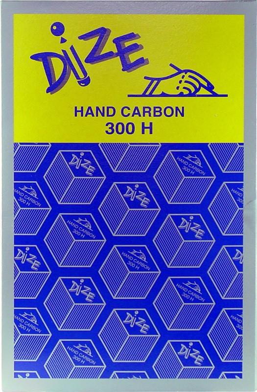 กระดาษคาร์บอน DIZE 300H สีน้ำเงิน