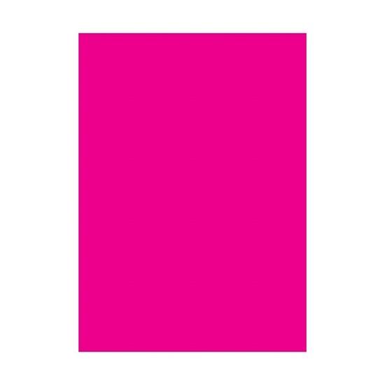 กระดาษโปสเตอร์สี 2 หน้า สีชมพู