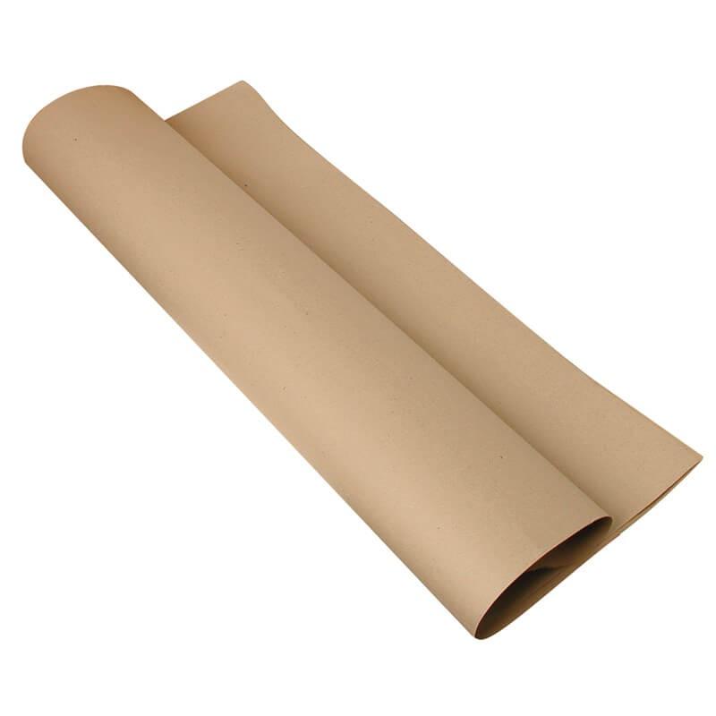 กระดาษห่อพัสดุ สีน้ำตาล 110g 35x47