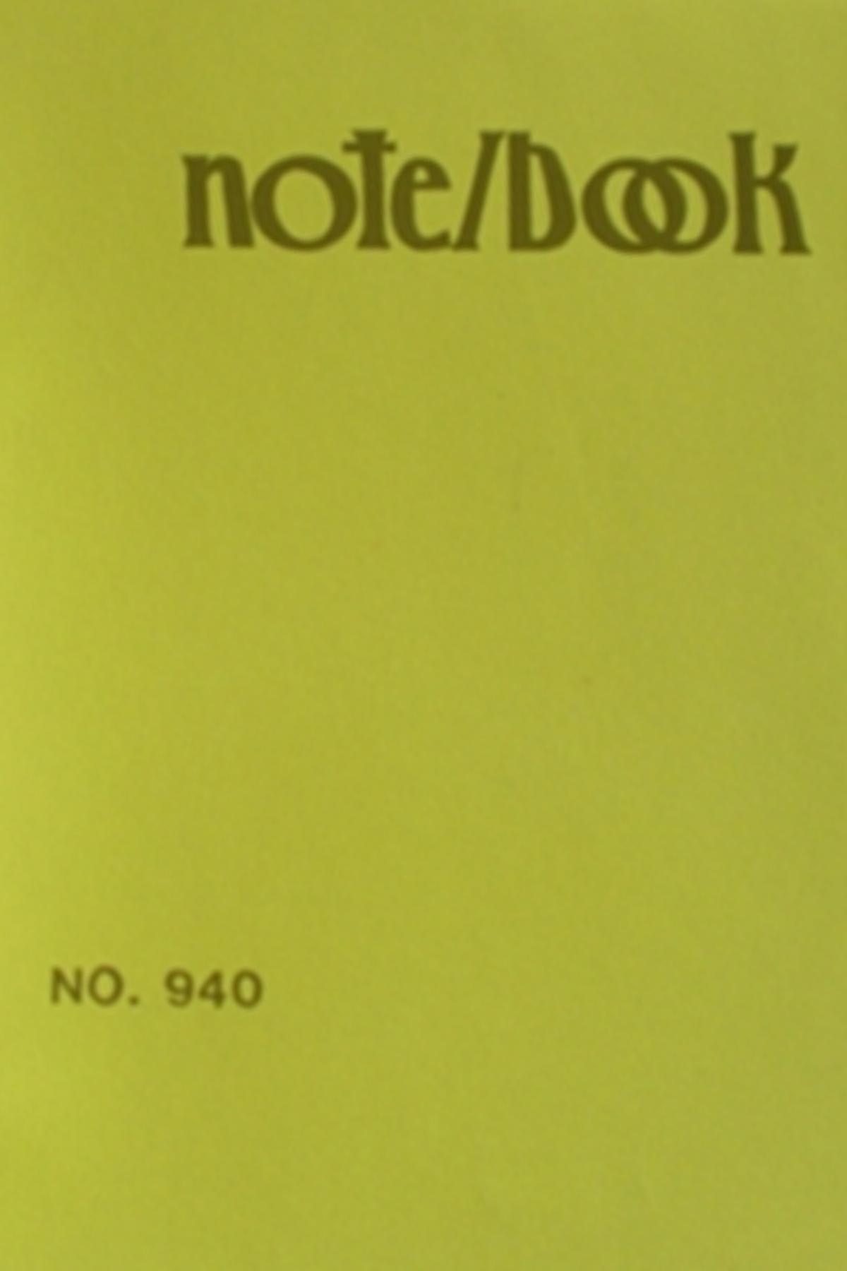 สมุดปกอ่อน Venus 940