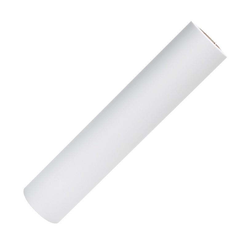 กระดาษขาว Plotter ไม่เคลือบน้ำยา ชนิดม้วน No. 901 80 แกรม ขนาด 62 ซม. X 50 ม. (A1)