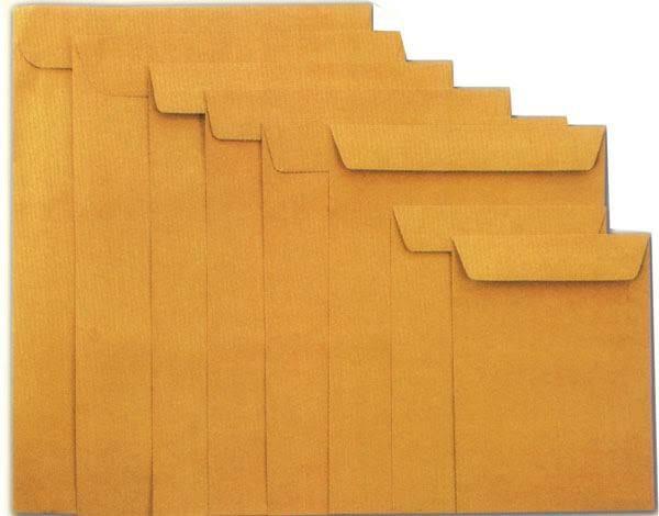 ซองเอกสารสีน้ำตาล KA 10x15 นิ้ว(1x50)