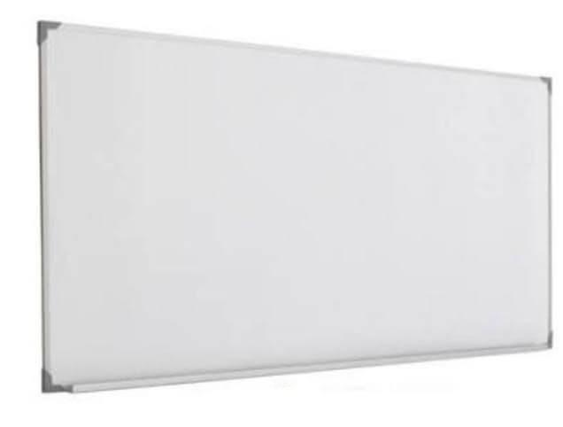 กระดานไวท์บอร์ด แขวนผนัง ( 90x150 cm. ) แม่เหล็ก