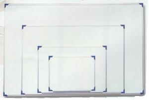กระดานไวท์บอร์ด 80x120cm. แม่เหล็ก