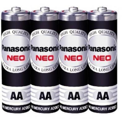 ถ่าน Panasonic NEO AAR6NT/4SL