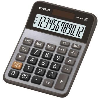 เครื่องคิดเลข Casio MX-120B 12 หลัก