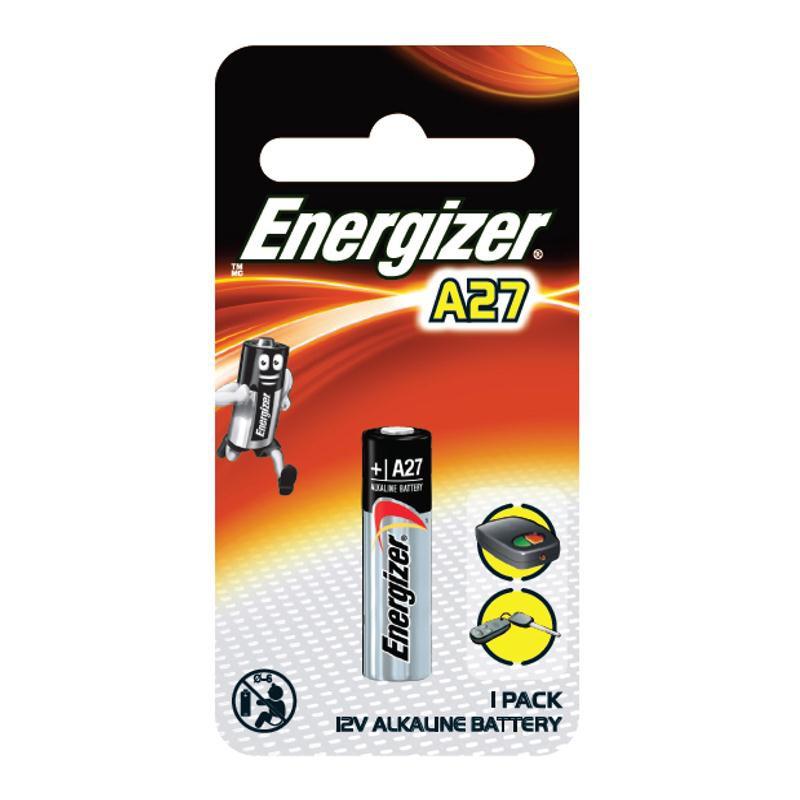 ถ่านอัลคาไลน์ Energizer A27-BP1