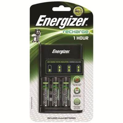 แท่นชาร์จ Energizer No.CH1 HR3+4NH15