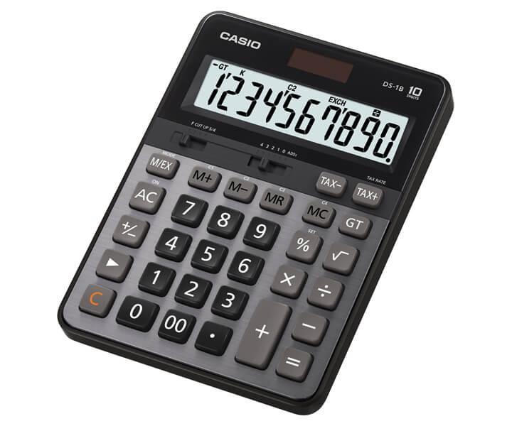 เครื่องคิดเลข Casio DS-1B 10หลัก