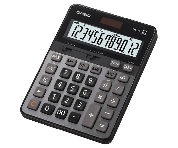 เครื่องคิดเลข Casio DS-2B 12หลัก