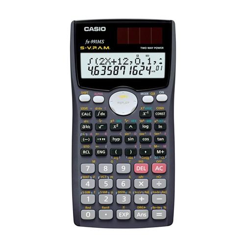 เครื่องคิดเลขวิทยาศาสตร์ Casio FX-991MS 10+2 หลัก