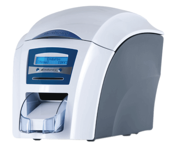 เครื่องพิมพ์บัตรพลาสติก MagiCard Enduro + ID Card Printer