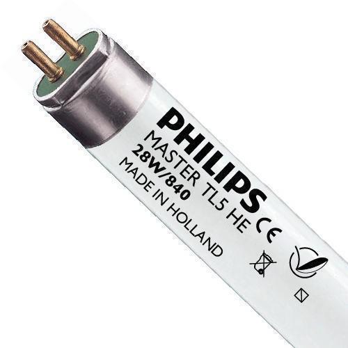 หลอดไฟ Philips TL-5 รุ่น Master TL5 HE 28W/840 NO.EB-C128