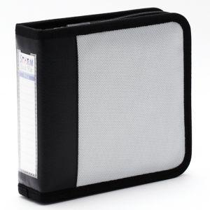 กระเป๋าใส่ CD Storm QF012 สีดำ ความจุ 30 แผ่น