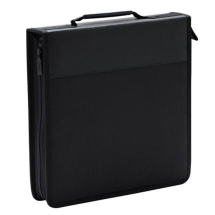 กระเป๋าใส่ CD Storm QF080 สีดำ ความจุ 120 แผ่น