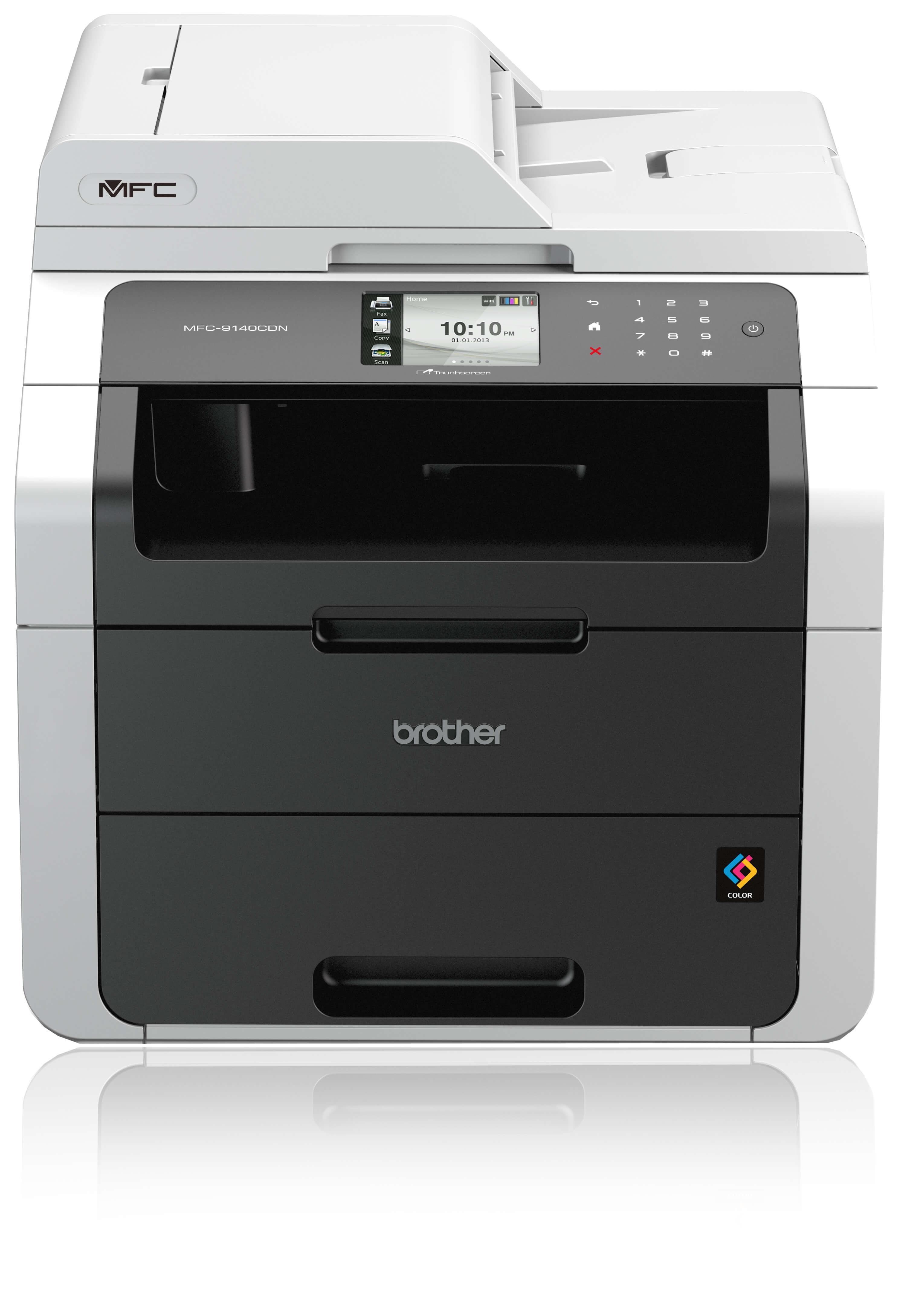 เครื่องพิมพ์มัลติฯเลเซอร์สี Brother MFC-9140CDN