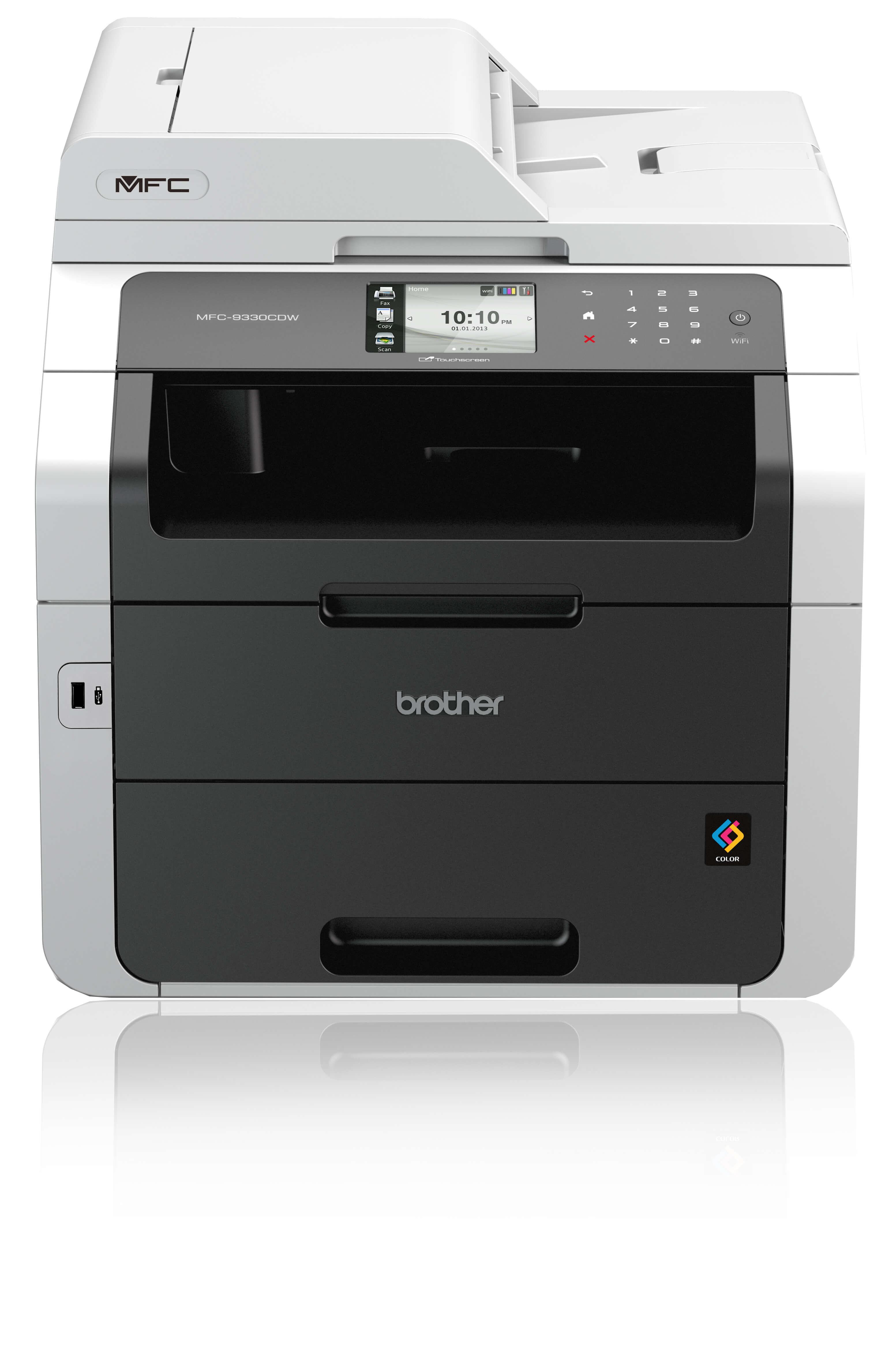 เครื่องพิมพ์มัลติฯเลเซอร์สี Brother MFC-9330CDW