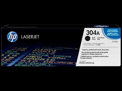 ตลับหมึก โทนเนอร์ HP 304A (CC530A) สีดำ