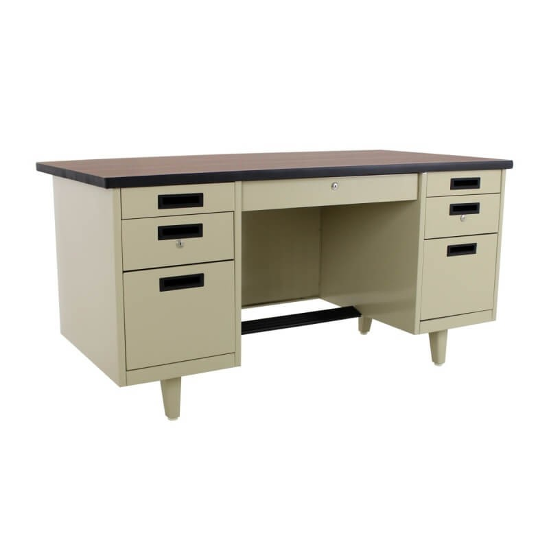 โต๊ะทำงานเหล็ก APEX  ANT-3060