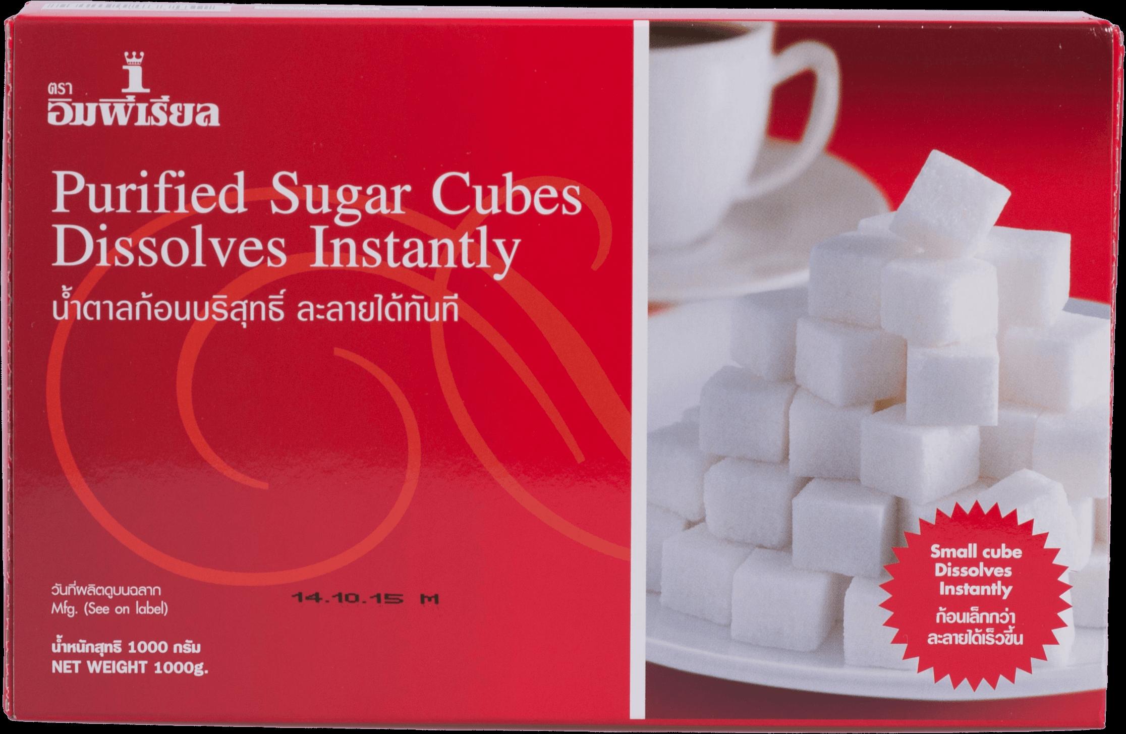 น้ำตาลก้อน อิมพีเรียล 1000 กรัม
