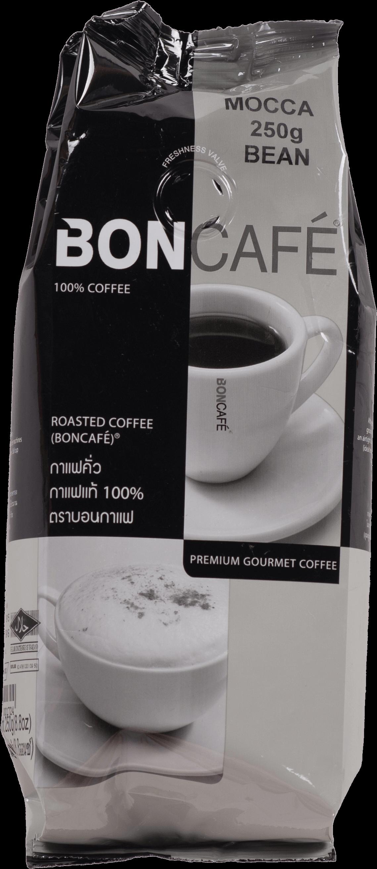 กาแฟคั่วบด Boncafe Mocca Catering 250 กรัม  (40ถุง/ ลัง)