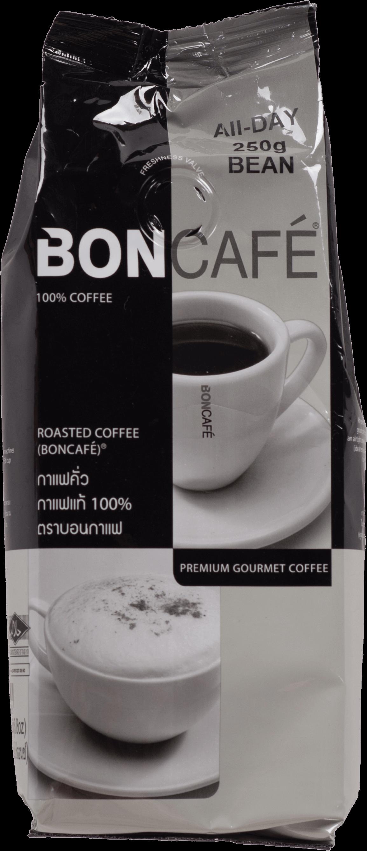 กาแฟคั่วบด Boncafe All day Catering 250 กรัม (40 ถุง/ลัง)