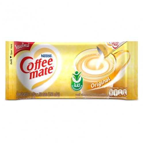 ครีมเทียม Coffee Mate (No cholesterol) 3gx50 ซอง