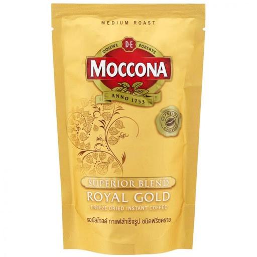 ผงกาแฟชนิดถุง MOCCONA ROYAL GOLD 120 กรัม