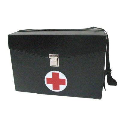 กระเป๋าใส่ยา DM Bag 001 สีดำ