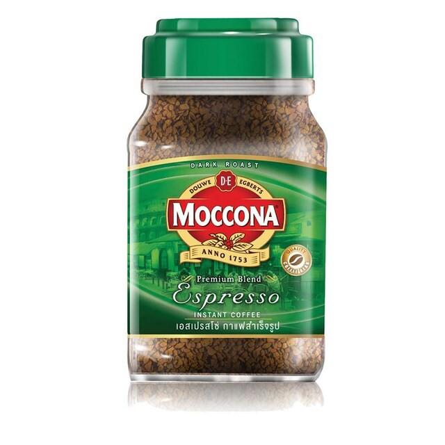 ผงกาแฟสำเร็จรูป MOCCONA ESPRESSO 200 กรัม