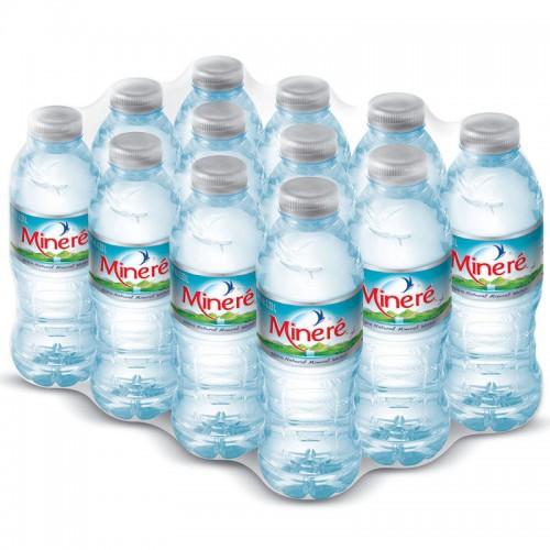 น้ำดื่ม มิเนเร่ (330มล.x12)