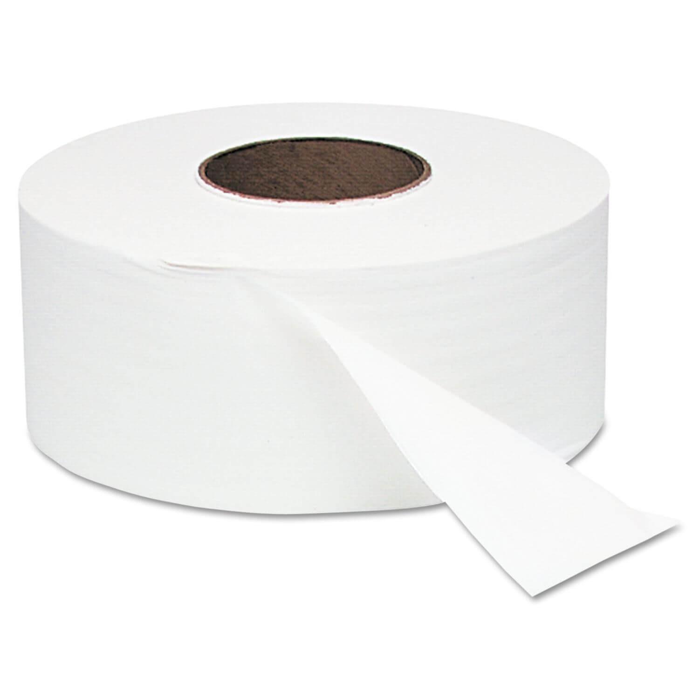 กระดาษชำระ แบบม้วน Festa Jumbo Roll 1 ชั้น 620 ม.